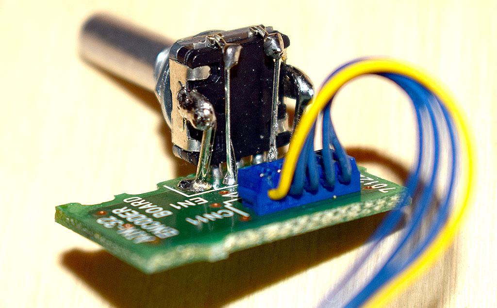 S 760 Encoder Diy