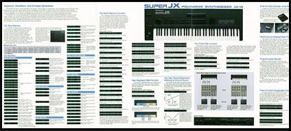 JX-10 Ad Icon