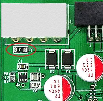 SCSI2SD FUSE