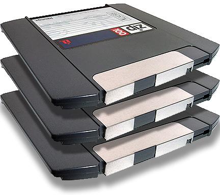 Image Gallery Zip Disk
