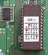 GR-1 ZONE