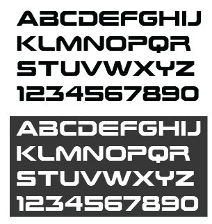 JX THEMED FONT