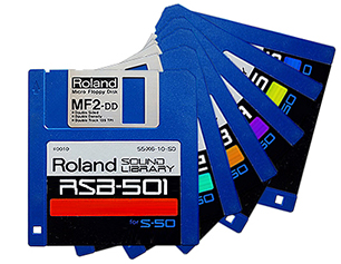 ROLAND L-CD1