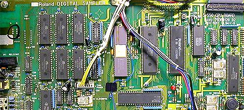 S-550 PCB